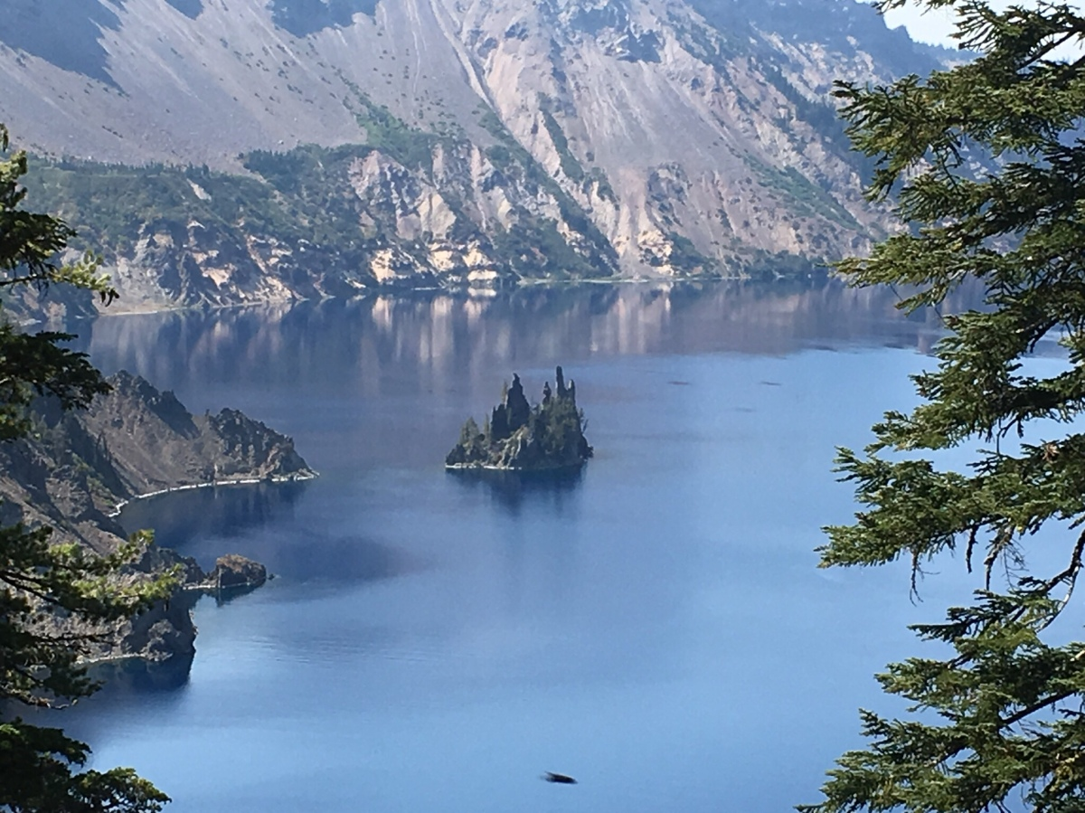 Crater Lake – Day 1